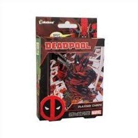 Paladone Playing Cards - Marvel - Deadpool Tin