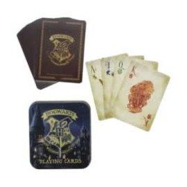 Paladone Jeu de cartes - Harry Potter - Poudlard avec Boîte en Métal