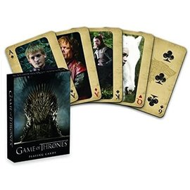 Usaopoly Playing Cards - Game of Thrones - Iron Throne
