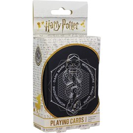Paladone Playing Cards - Harry Potter-  Dark Mark Tin
