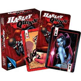 Aquarius Playing Cards - DC Comics - Harley Quinn Bomb