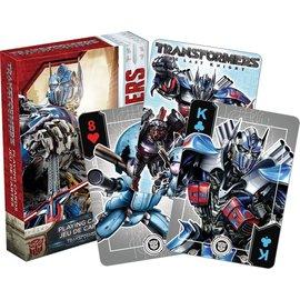 Aquarius Jeu de cartes - Transformers - Le Dernier Chevalier