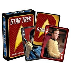 Aquarius Playing Cards - Star Trek - The Original Serie