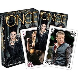 Aquarius Playing Cards - Once Upon A Time