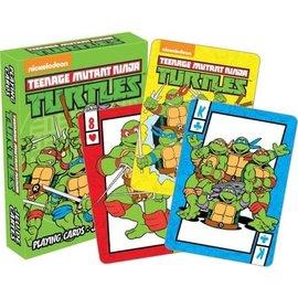 Aquarius Jeu de cartes - Nickelodeon - Tortues Ninja