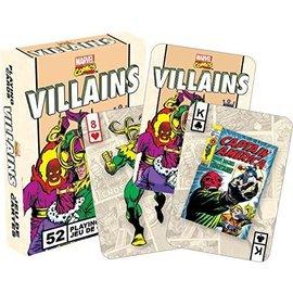 Aquarius Jeu de cartes - Marvel - Villains