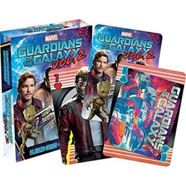 Aquarius Playing Cards - Marvel - Guardians of the Galaxy Vol. 2