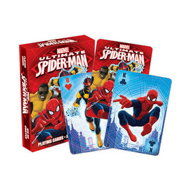 Aquarius Playing Cards - Marvel - Ultimate Spider-Man