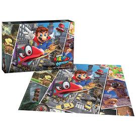 Usaopoly Puzzle - Super Mario Odyssey - Mario and Cappy 1000 pieces