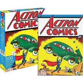 Aquarius Puzzle - DC Comics - Superman Action Comics 500 pieces