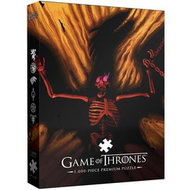 Other Casse-tête - Game of Thrones - Dracarys! Deluxe 1000 pièces