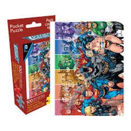 Aquarius Puzzle - DC Comics - Justice League of America 100 pieces