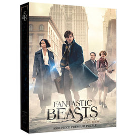 Usaopoly Puzzle - Fantastic Beasts - Characters Premium 1000 pieces