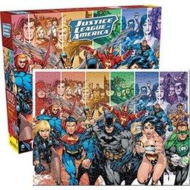 Aquarius Puzzle - DC Comics - Justice League 1000 pieces