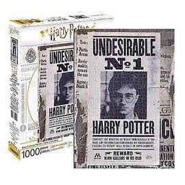 Aquarius Puzzle - Harry Potter - Undesirable No.1 1000 pieces