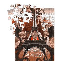 Other Casse-tête - Umbrella Academy - Suite Apocalypse Deluxe 1000 Pièces
