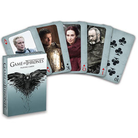 Usaopoly Playing Cards - Game of Thrones - All Men Must Die