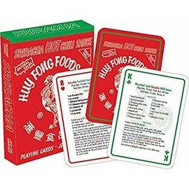 Aquarius Jeu de cartes - Huy Fong Foods Inc. - Recettes Sriracha Hot Chili Sauce