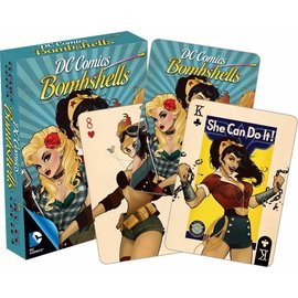 Aquarius Jeu de cartes - DC Comics - Bombshells