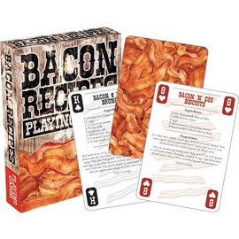 Aquarius Playing Cards - Bacon - Recipes