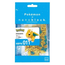 Nanoblock Nanoblock - Pokémon - 011 Dragonite