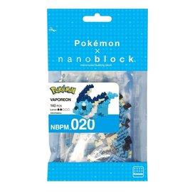 Nanoblock Nanoblock - Pokémon - 020 Vaporeon