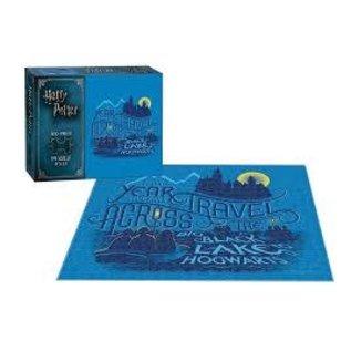 Usaopoly Casse-tête - Harry Potter - La traversée des premières années 200 pièces