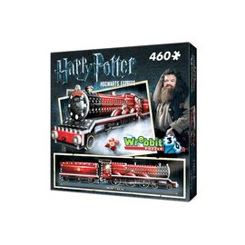 Other Puzzle - Harry Potter - Hogwarts Express Wrebbit 3D
