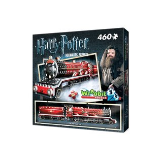 Other Casse-tête - Harry Potter - Poudlard Express Wrebbit 3D