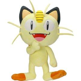 "Wicked Cool Toys Peluche - Pokémon - Meowth 12"""