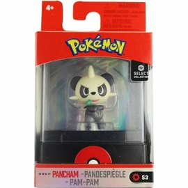 Wicked Cool Toys Figurine - Pokémon - Select Collection Pancham 2""