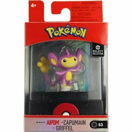 Wicked Cool Toys Figurine - Pokémon - Select Collection Aipom 2""