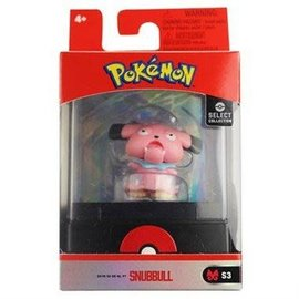 Wicked Cool Toys Figurine - Pokémon - Select Collection Snubbull 2""