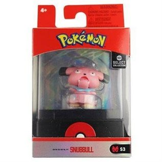 """Wicked Cool Toys Figurine - Pokémon - Select Collection Snubbull 2"""""""