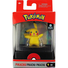 Wicked Cool Toys Figurine - Pokémon - Select Collection Pikachu 2""