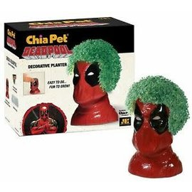 Joseph Entreprises Chia Pet Planter - Marvel -Deadpool