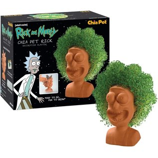 Joseph Entreprises Plante Compagnon Chia - Rick and Morty - Rick