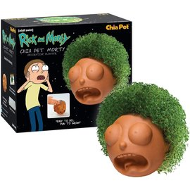 Joseph Entreprises Chia Pet Planter - Rick and Morty - Morty