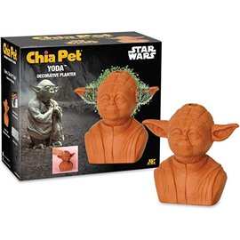 Joseph Entreprises Chia Pet Planter - Star Wars - Yoda