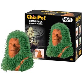 Joseph Entreprises Chia Pet Planter - Star Wars - Chewbacca