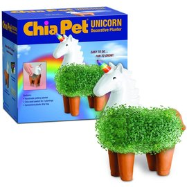 Joseph Entreprises Chia Pet Planter - Unicorn