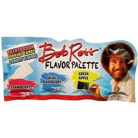 Boston America Corp Candy - Bob Ross Flavor Palette - Strawberry, Blue Raspberry, Green Apple