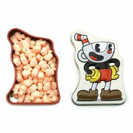 Boston America Corp Bonbons - Cuphead - Orange Acidulée Boîte en métal