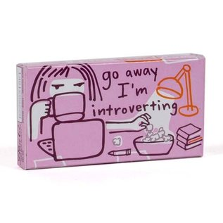 Blue Q Bonbons - Go away I'm introverting - Gomme aux Fruits