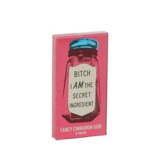 Blue Q Bonbons - Bitch I AM the Secret Ingredient - Gomme à la Cannelle