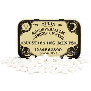 Boston America Corp Bonbons - Tableau Ouija - Menthe Boîte en métal