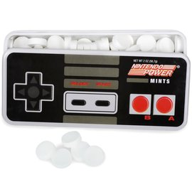 Boston America Corp Candy - Nintendo - Entertainment System Controller Mints Tin