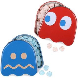 Boston America Corp Bonbons - Pac-Man - Fantôme Baies Acidulés Boîte en métal