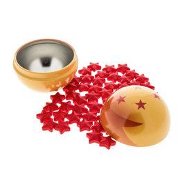 Boston America Corp Bonbons - Dragon Ball Z - Dragon Ball Étoiles Sucrées Boîte en métal