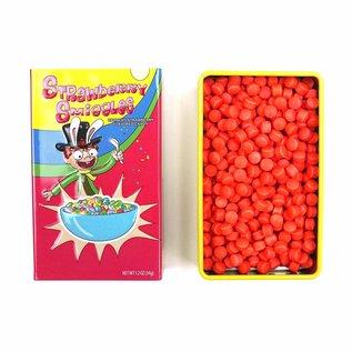 Boston America Corp Bonbons - Rick and Morty - Strawberry Smiggles Boîte en métal